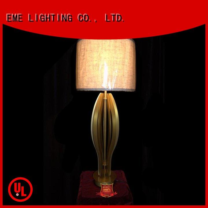EME LIGHTING European style modern floor standing lamps free sample for restaurant