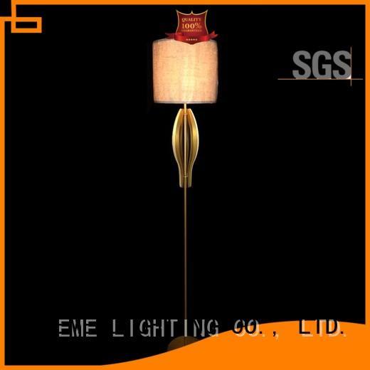 EME LIGHTING hanging hotel floor lamps ODM for indoor decoration