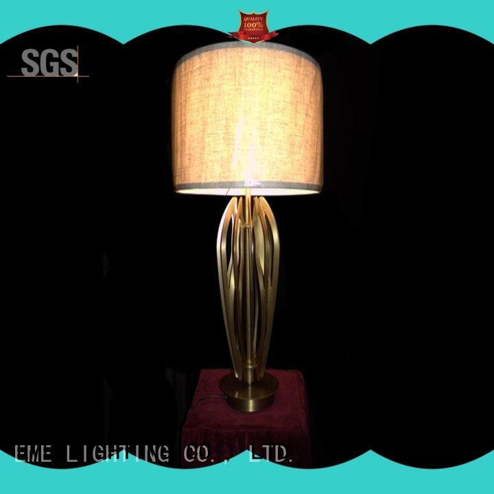 EME LIGHTING floor hotel floor lamps OEM for restaurant