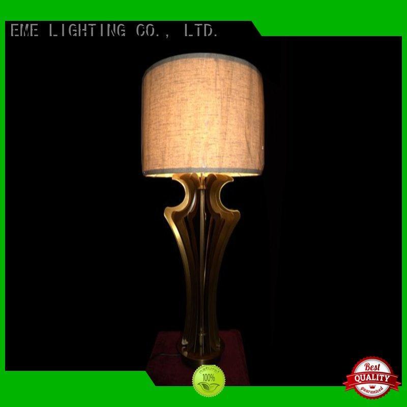 EME LIGHTING hanging modern floor standing lamps OEM for indoor decoration