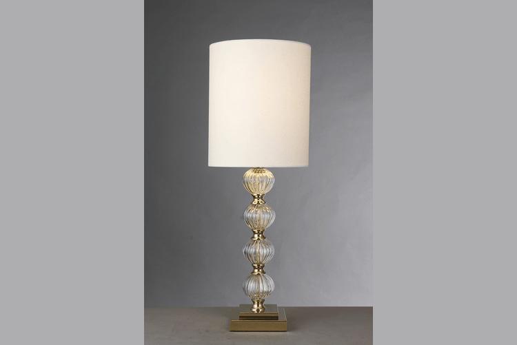 EME LIGHTING Elegant White Table Lamp (EMT-037) Western Style image33