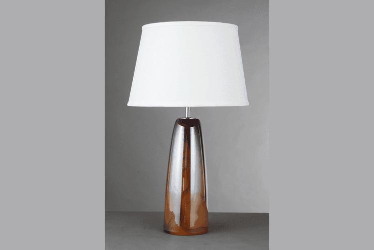 Wood Table Lamp (EMT-045)