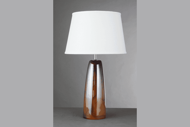 Wood Table Lamp (EMT-045)