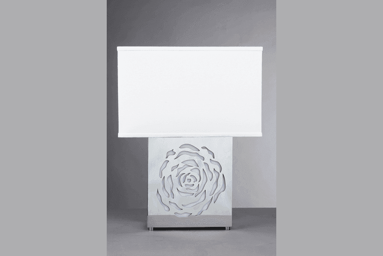 Flower Pattern Table Light (EMT-053)