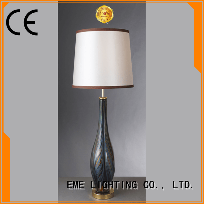 Wholesale white oriental table lamps EME LIGHTING Brand
