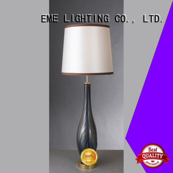 EME LIGHTING gold decorative cordless table lamps modern for bedroom