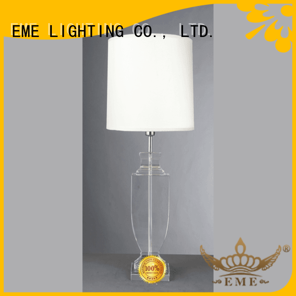 elegant glass table lamps for bedroom vintage cheap for study