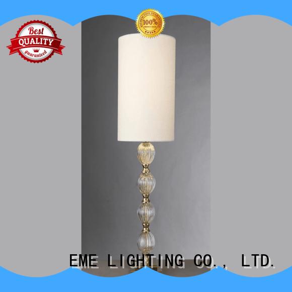 EME LIGHTING European style wood table lamp modern cheap for house