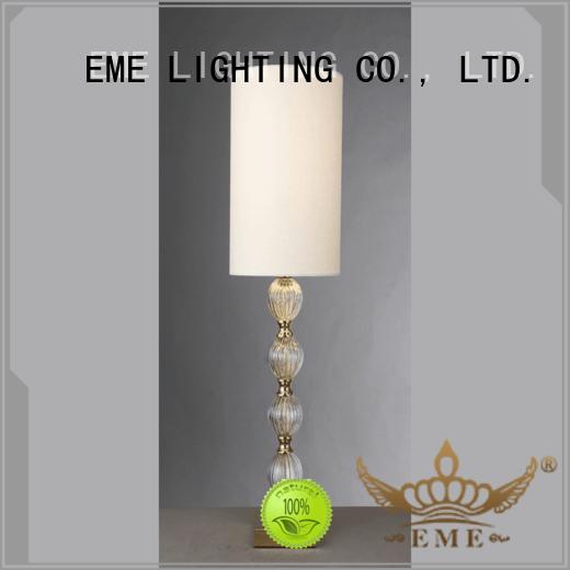EME LIGHTING retro wood table lamp modern cheap for study