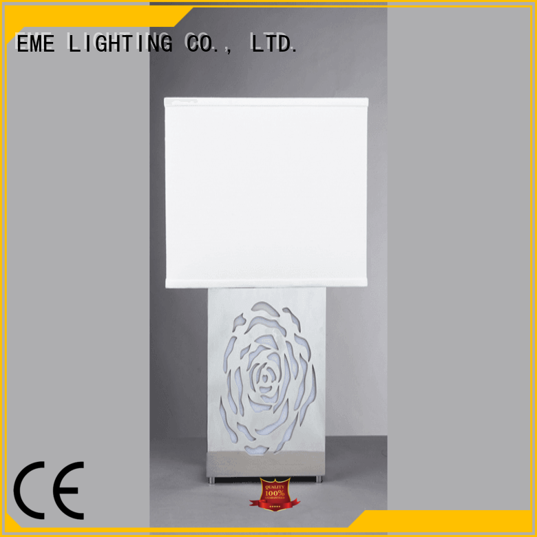 EME LIGHTING decorative oriental table lamps colored for hotels
