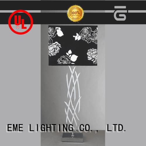 EME LIGHTING white colored table lamp classic for restaurant