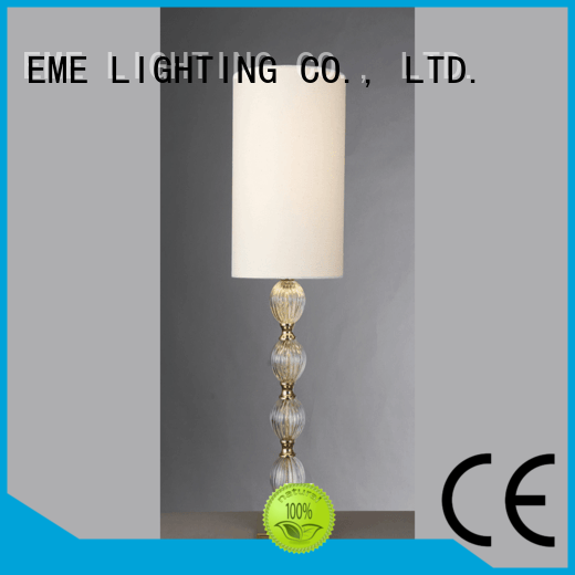 unique glass EME LIGHTING Brand western table lamps