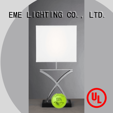 EME LIGHTING contemporary western style table lamp factory price for room