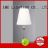EME LIGHTING European style wood table lamp modern copper material