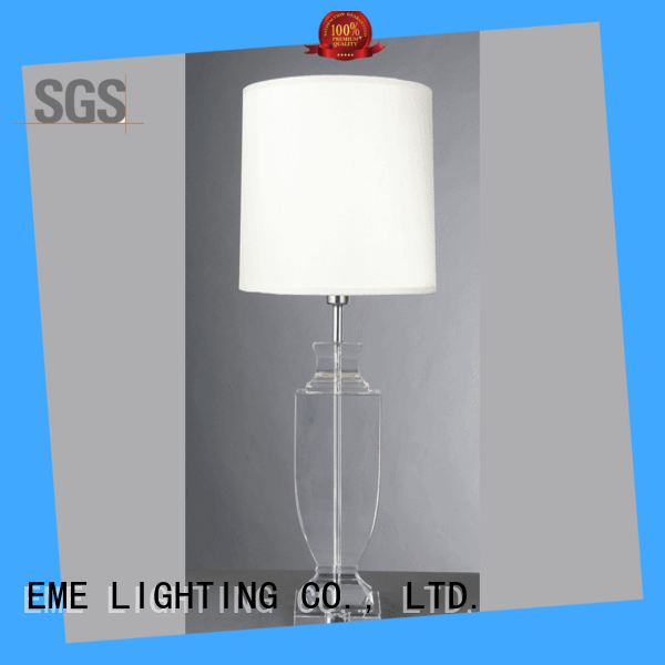EME LIGHTING vintage western table lamps factory price for room