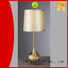 black colored table lamp luxury classic for bedroom