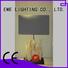 EME LIGHTING vintage decorative cordless table lamps flower pattern for bedroom