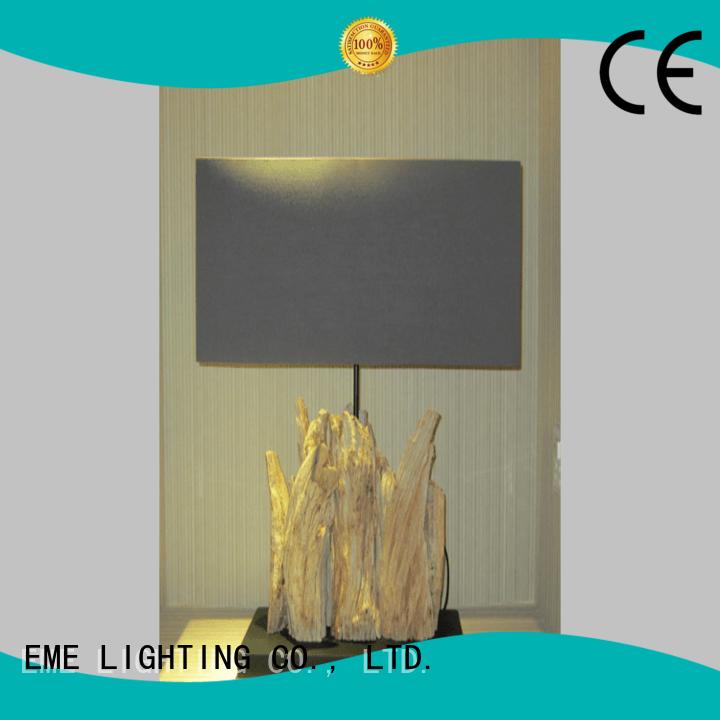 EME LIGHTING white decorative cordless table lamps modern for bedroom