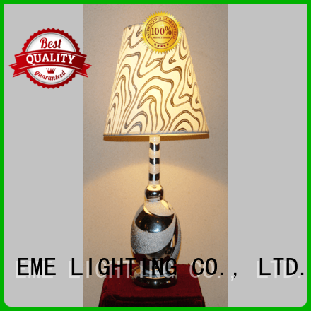 EME LIGHTING white oriental table lamps Chinese style for bedroom