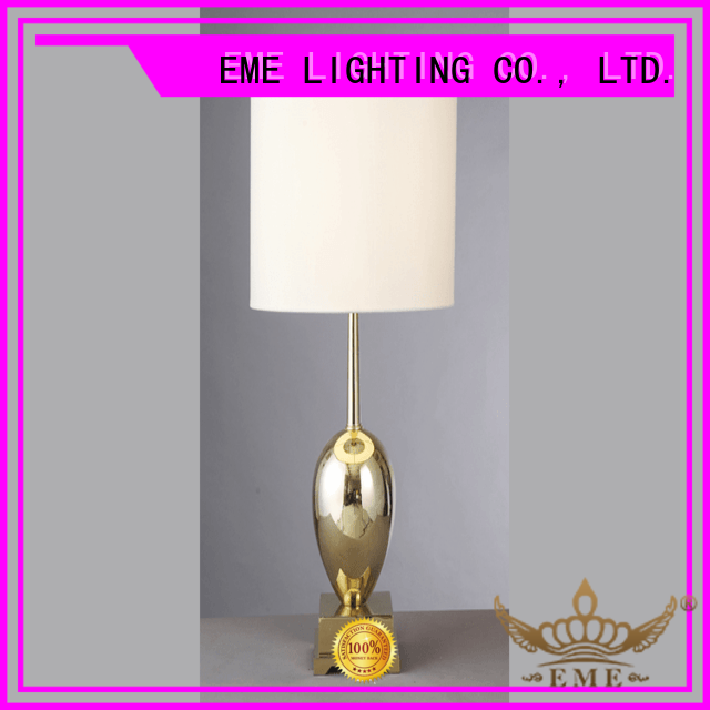 led white chinese style table lamp EME LIGHTING manufacture