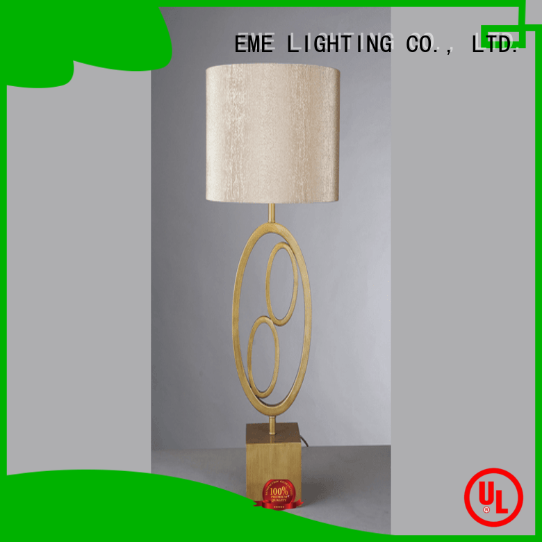 EME LIGHTING decorative colored table lamp Chinese style for bedroom