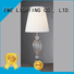 bedroom colored chinese style EME LIGHTING Brand oriental table lamps supplier