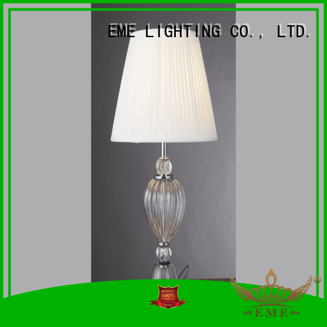 EME LIGHTING elegant colored table lamp classic for restaurant