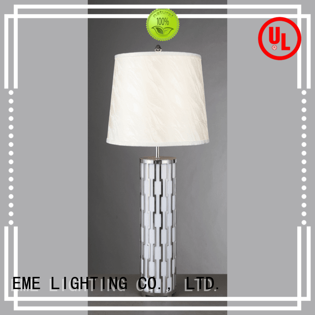 EME LIGHTING luxury colored table lamp fancy for restaurant