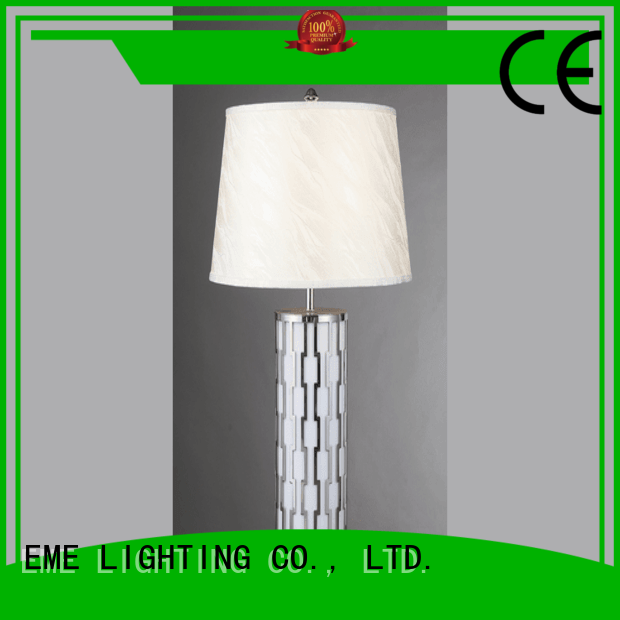 Hot white chinese style table lamp chinese style EME LIGHTING Brand
