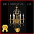 EME LIGHTING customized hanging chandelier bulk production for dining room