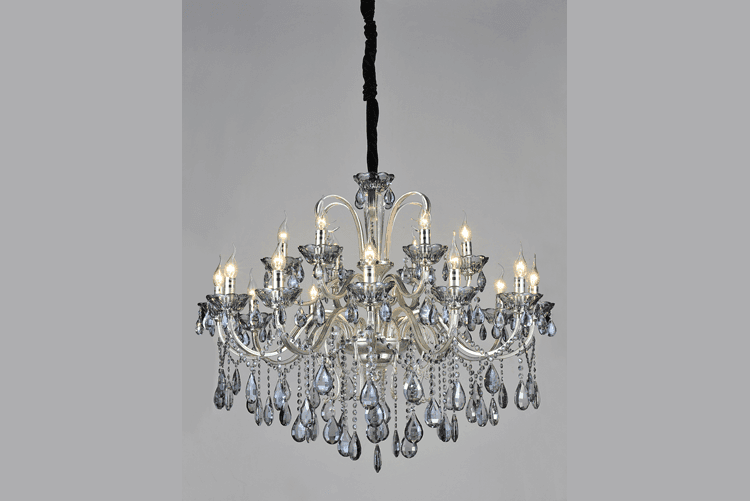 Large Crystal Chandelier (MD165-95513-12+6)