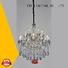EME LIGHTING decorative acrylic crystal chandelier European style for lobby