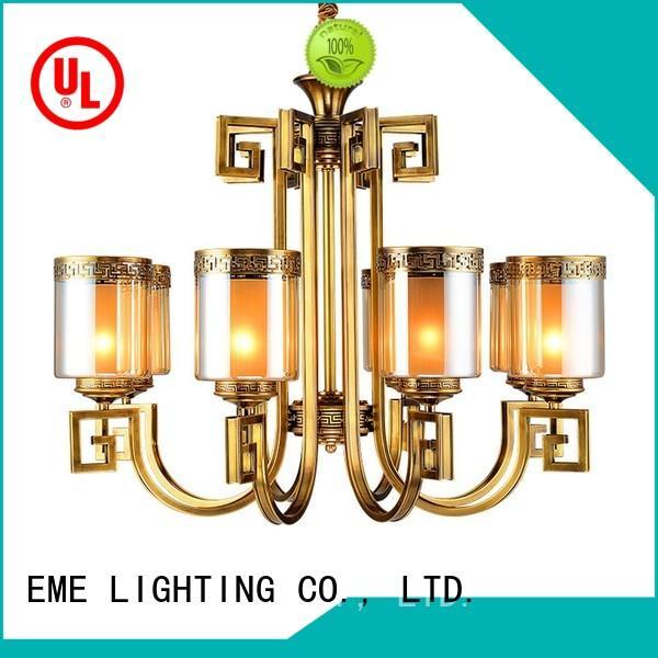 EME LIGHTING contemporary decorative chandelier vintage for dining room