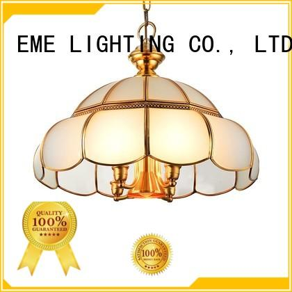 EME LIGHTING decorative bronze crystal chandelier residential