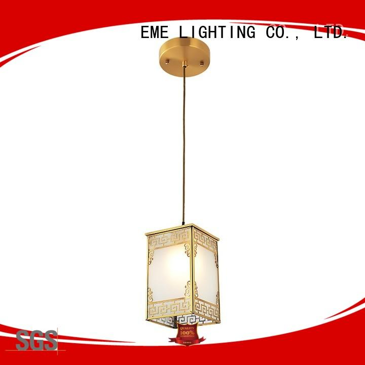 EME LIGHTING concise long hanging ceiling lights residential
