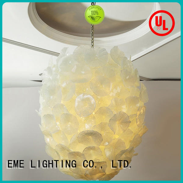 decorative large modern chandeliers for lobby