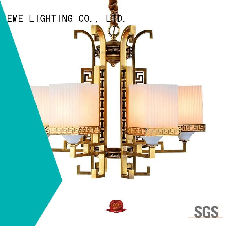 high-end antique brass chandeliers for sale traditional EME LIGHTING