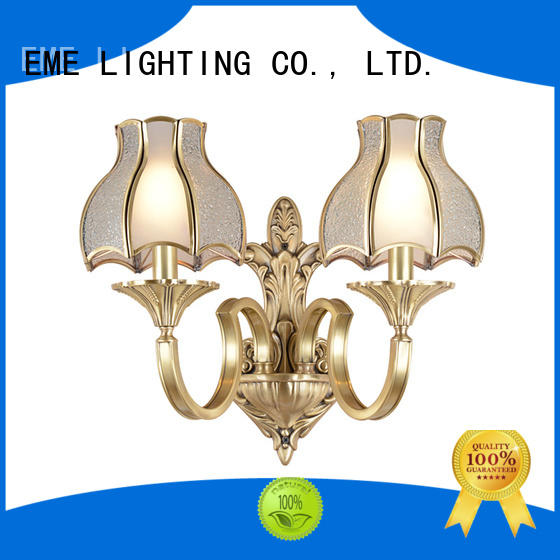 EME LIGHTING america style contemporary wall sconces OEM for restaurant