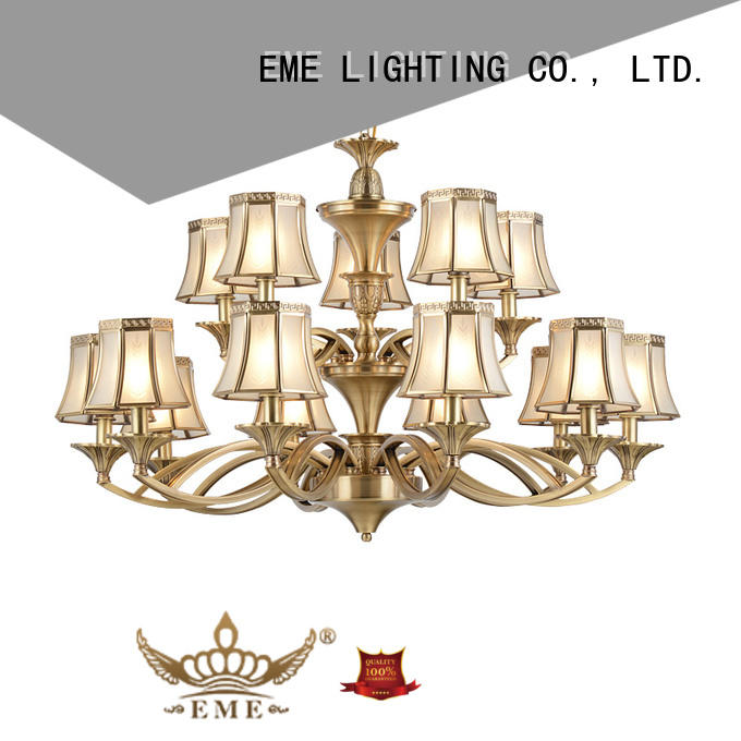 copper chandeliers wholesale traditional for home