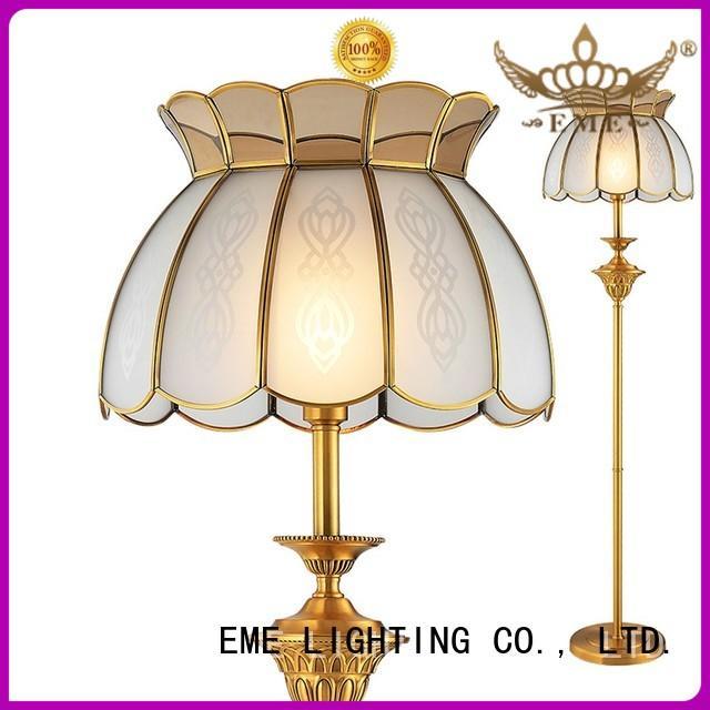 EME LIGHTING copper modern floor lamp modern for bedroom