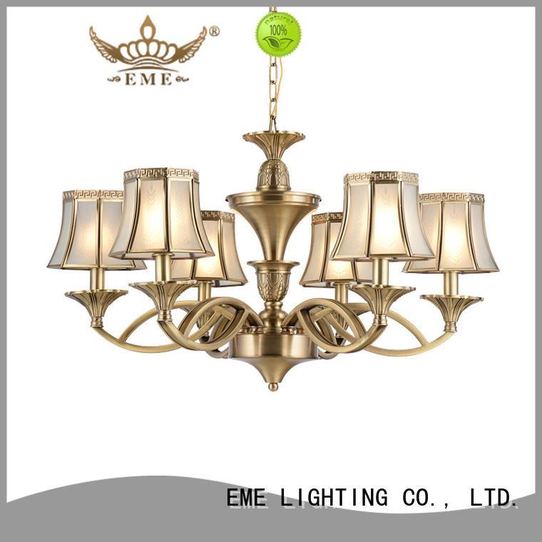 EME LIGHTING contemporary antique copper pendant light vintage for dining room