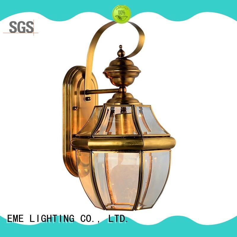 unique design designer wall sconces lighting free sample for indoor decoration EME LIGHTING