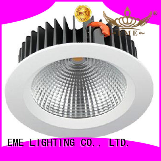 EME LIGHTING black led down light large-size for kitchen