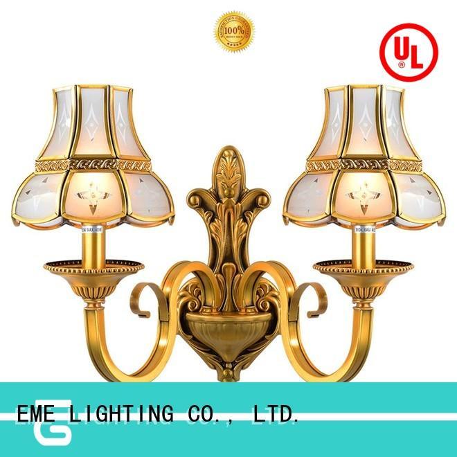 EME LIGHTING vintage decorative sconces ODM for indoor decoration