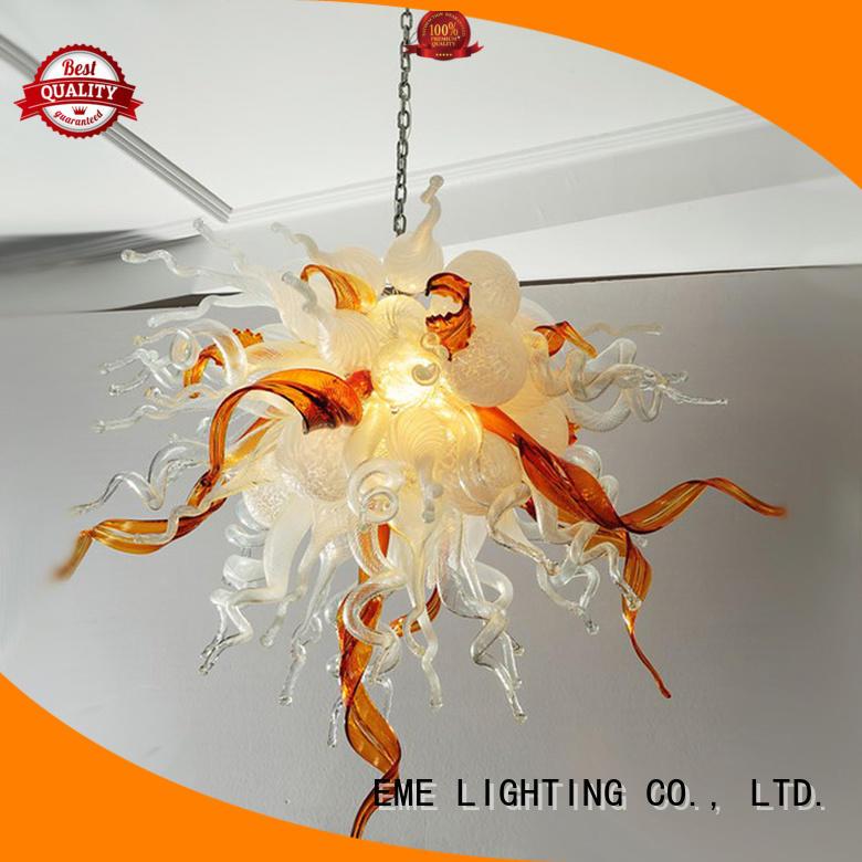 chandelier modern design unique-design for lobby EME LIGHTING