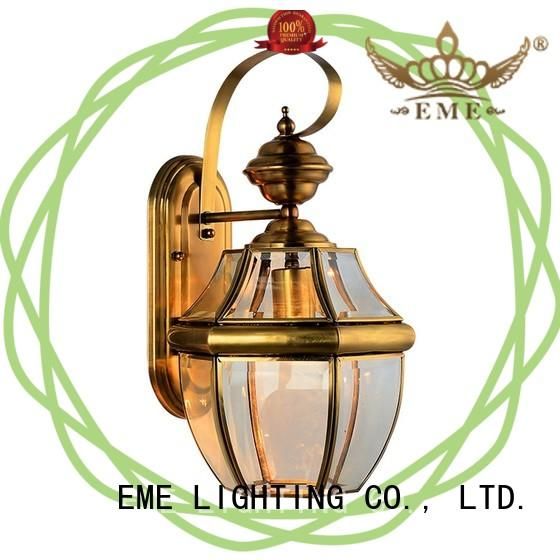 EME LIGHTING vintage traditional wall sconces for wholesale for restaurant
