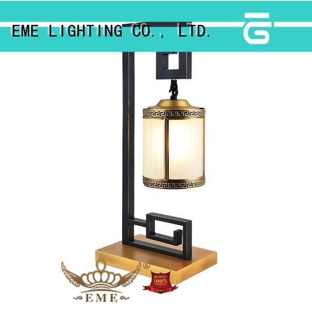 colored table lamp metal for restaurant EME LIGHTING
