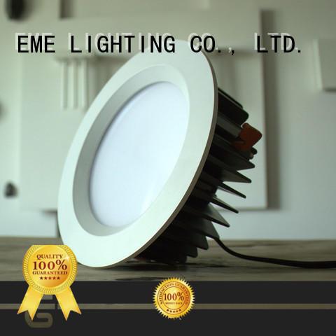 led down light bulbs adjustable ring for hotels EME LIGHTING