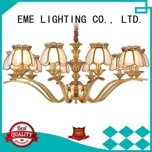 modern hanging light copper for home EME LIGHTING