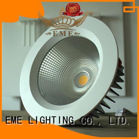 square led downlights aluminum for indoor lighting EME LIGHTING